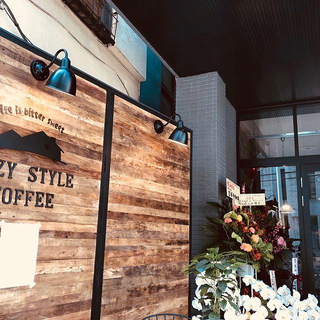 ご近所に小洒落たカフェができたので行ってみた!味はまぁまぁでも、もう少しマシなカップにできなかったものか